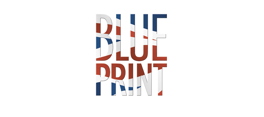 "Blue Print Launches ""The British Range"""