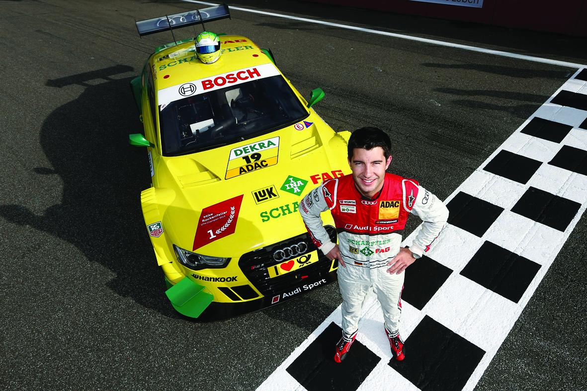Schaeffler Automotive Partners With Audi And Porsche In Motorsport Championships