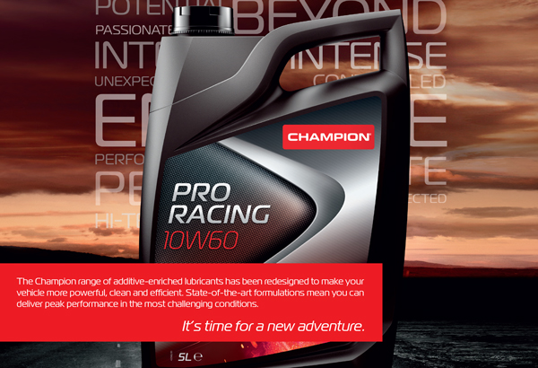 CHAMPION Enters The Irish Market