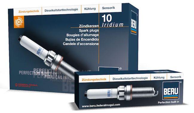 New BERU Iridium Spark Plug Range Unveiled