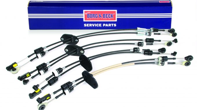 Borg & Beck Gear Control Cables