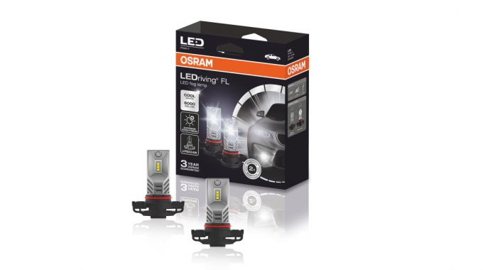 Serfac Now Stocking New OSRAM LEDriving FL PSX24W Fog Lamp Bulb