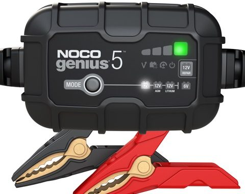NOCO Products Voted Top Chargers In WhatCar Review